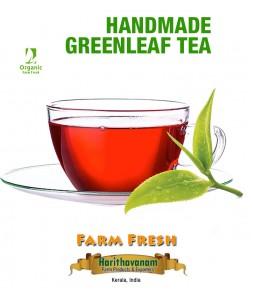 Green tea hand made (Organic)