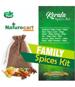 Family Spices Kit (premium quality)