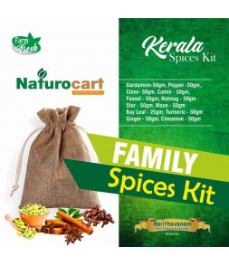 Family Spices Kit (premium quality)