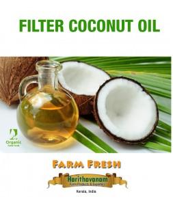 Coconut Oil (Micro filtering)