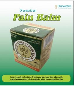 Dhanwanthari Pain Balm